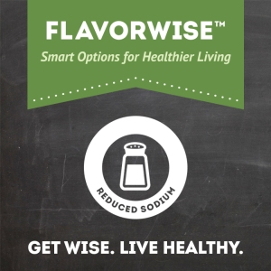 Flavorwise™ by Foothill Farms® Reduced Sodium mixes