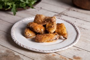 Zesty Chipotle Caesar Wings