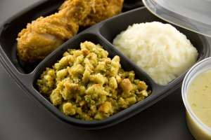 A savory blend of herbs and seasonings with three flavorful breadcrumbs: white, dark and corn.