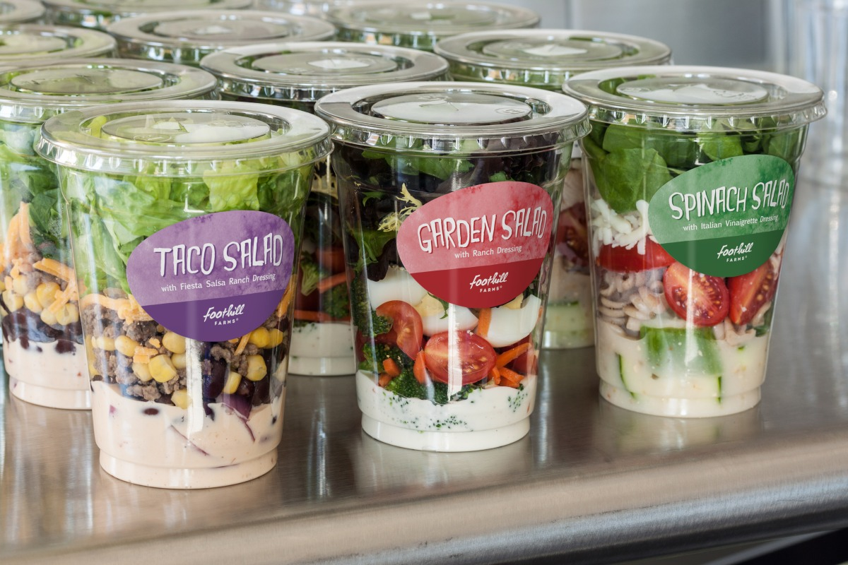 A Fresh Take on Grab & Go Greens